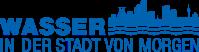 Wasser der Stadt von morgen Logo